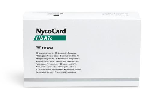 NycoCard - HbA1c